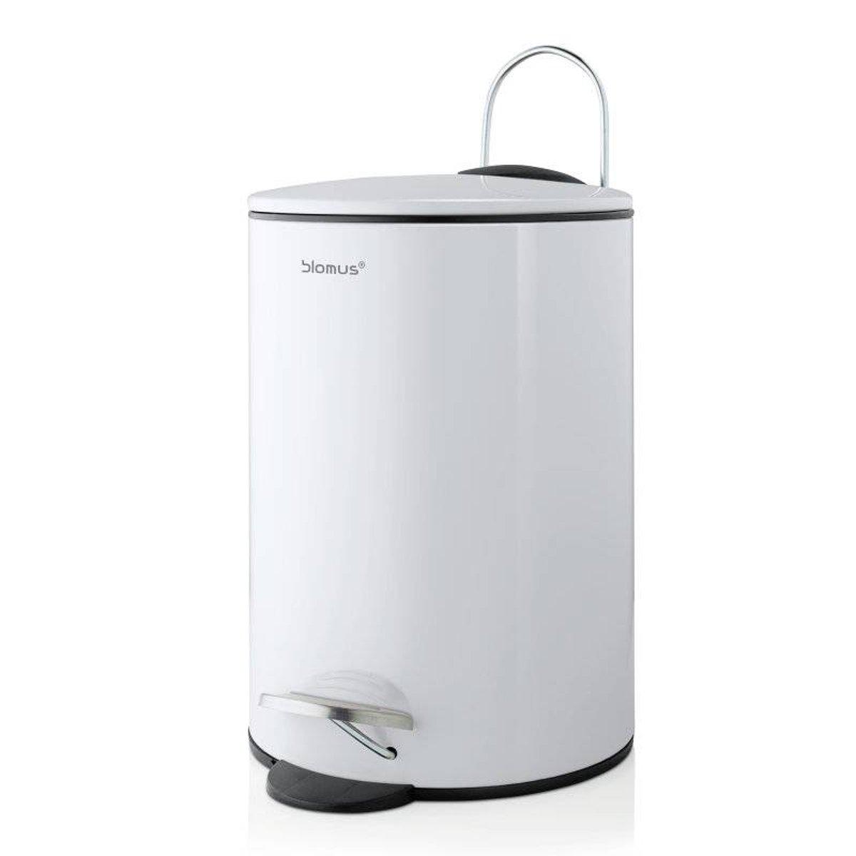 BLOMUS TUBO pedaalemmer White (3 liter)
