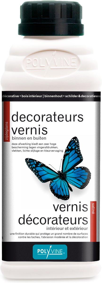 Bolcom Polyvine Decorateurs Vernis Zijdeglans 500 Ml
