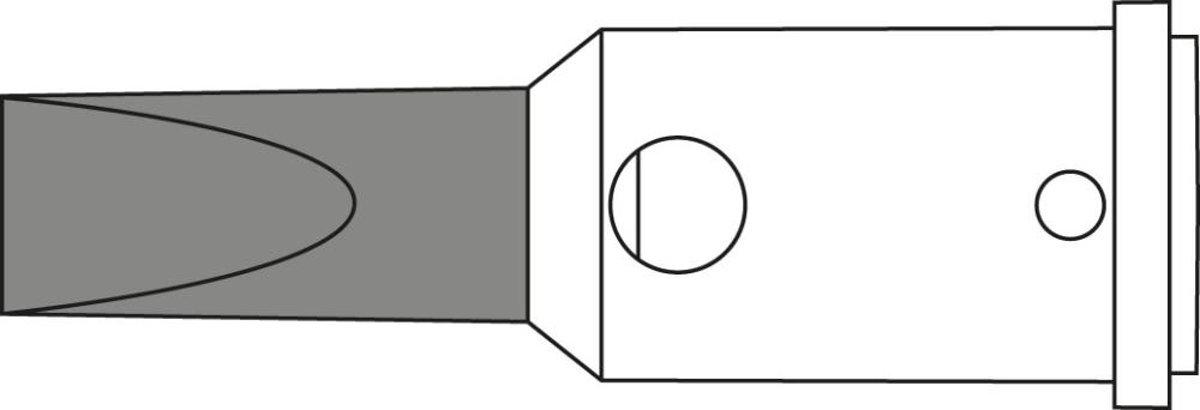 ERSA soldeerpunt Independent 75, beitelvormig kopen