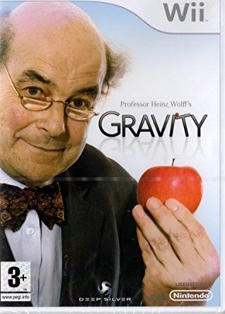 Professor Heinz Wolff's: Gravity /Wii kopen