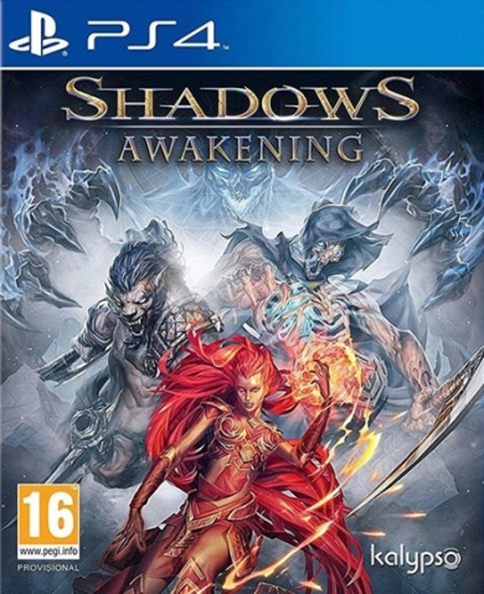 Shadows Awakening PlayStation 4