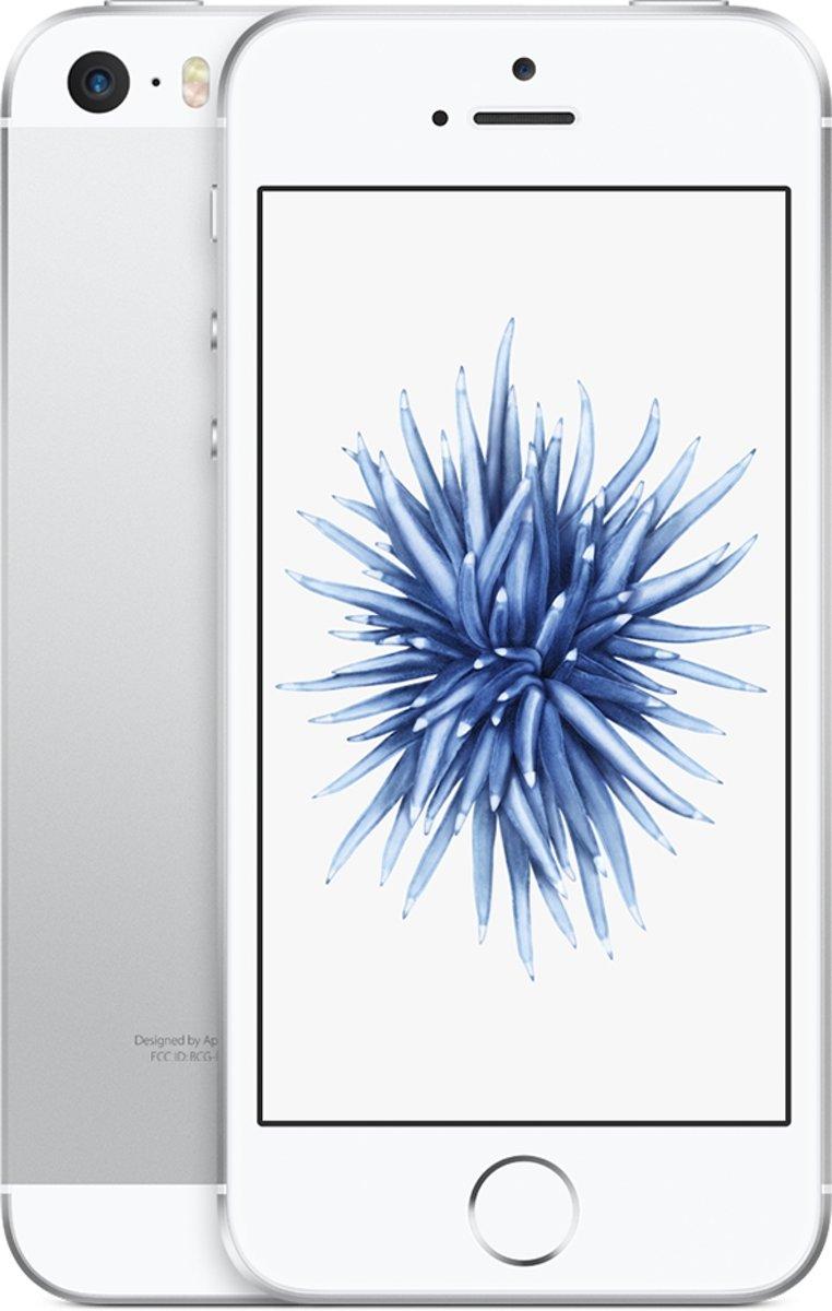 Apple iPhone SE - 16GB - Refurbished (B Grade) - Zilver kopen