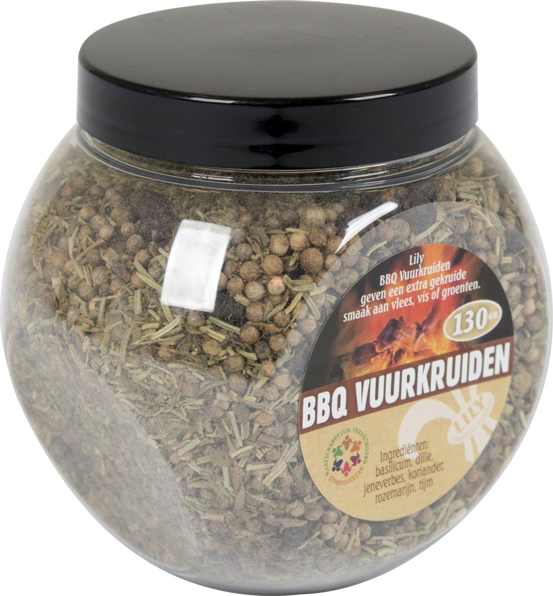Lily Barbecue Vuurkruiden - 130 Gram kopen