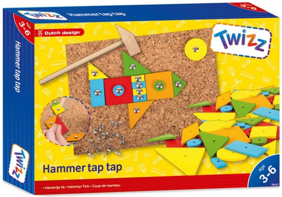 Twizz Hamertje Tik Afmeting verpakking: 30 x 21 x 4 cm
