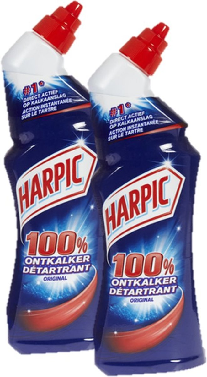 Harpic - Ontkalker - Original - 2 x 750 ml kopen