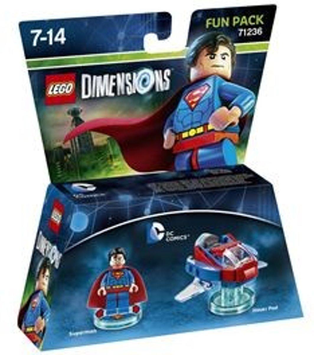 LEGO Dimensions - Fun Pack - DC Comics: Superman (Multiplatform) kopen