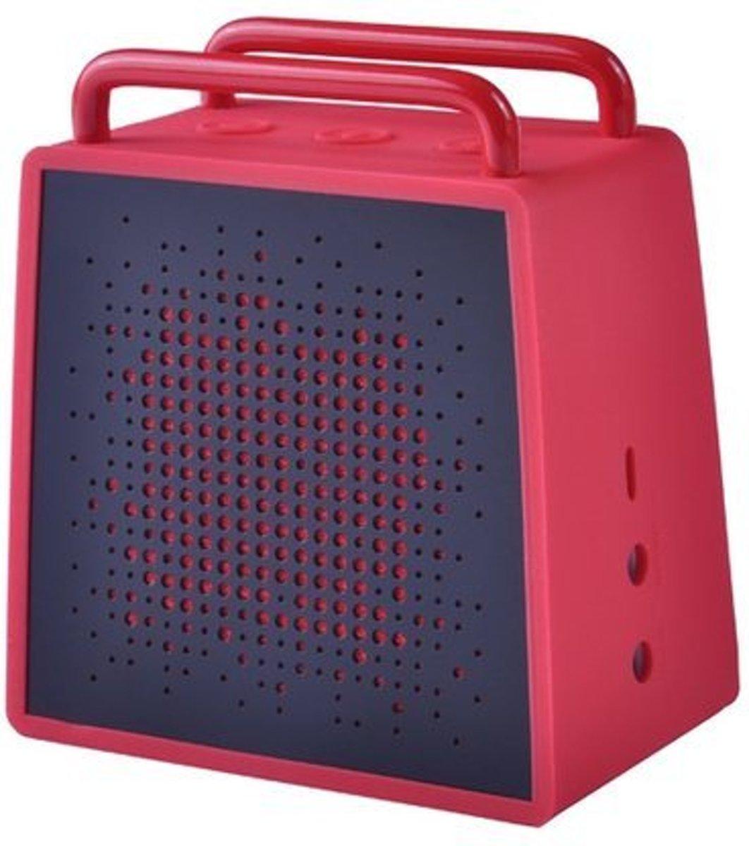 Antec SP-0 Bluetooth Speaker - Waterbestendig - Rood