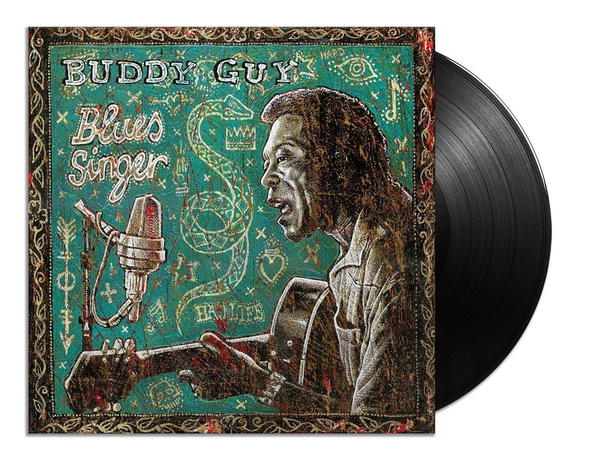 Buddy Guy - BLUES SINGER HQ GATEFOLD   Vinyl kopen