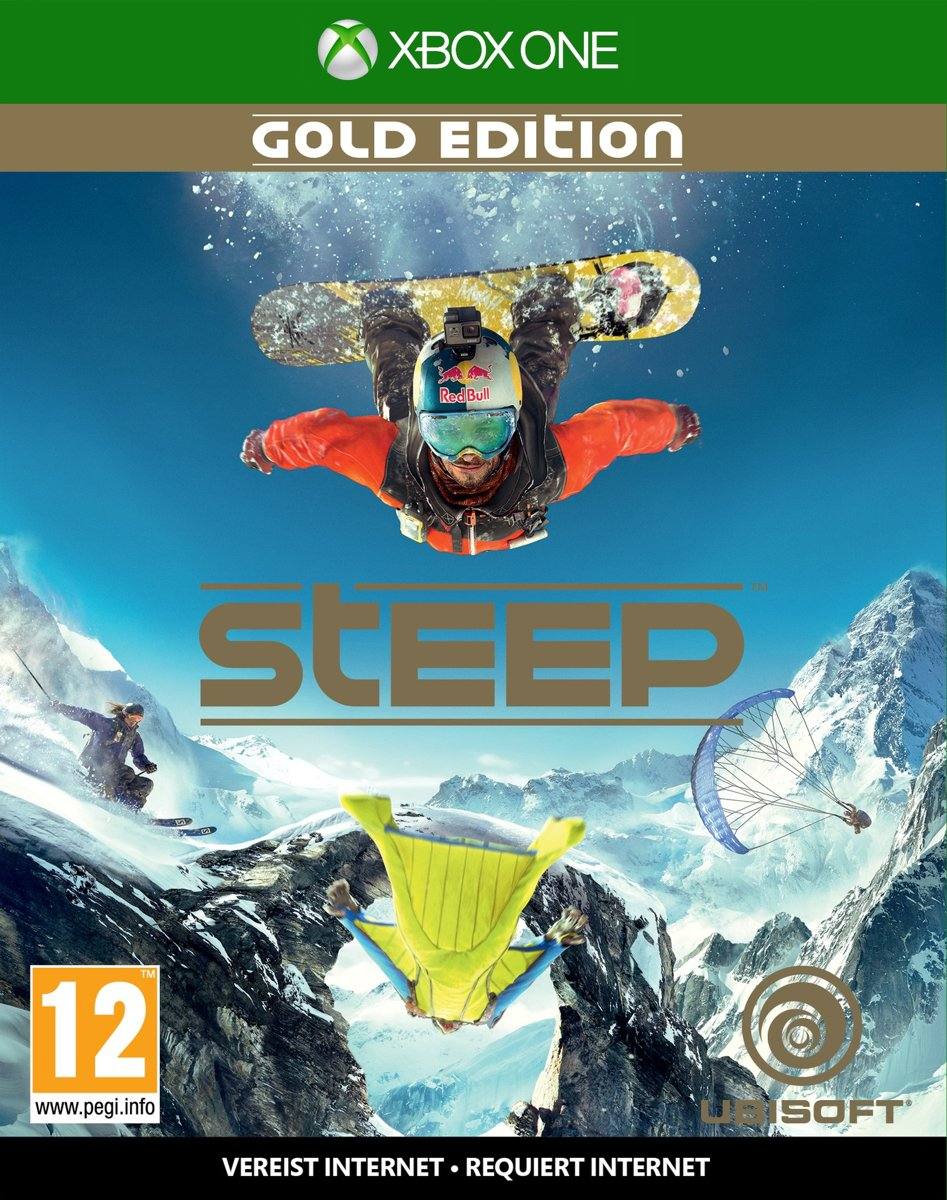 Steep: Gold Edition Xbox One