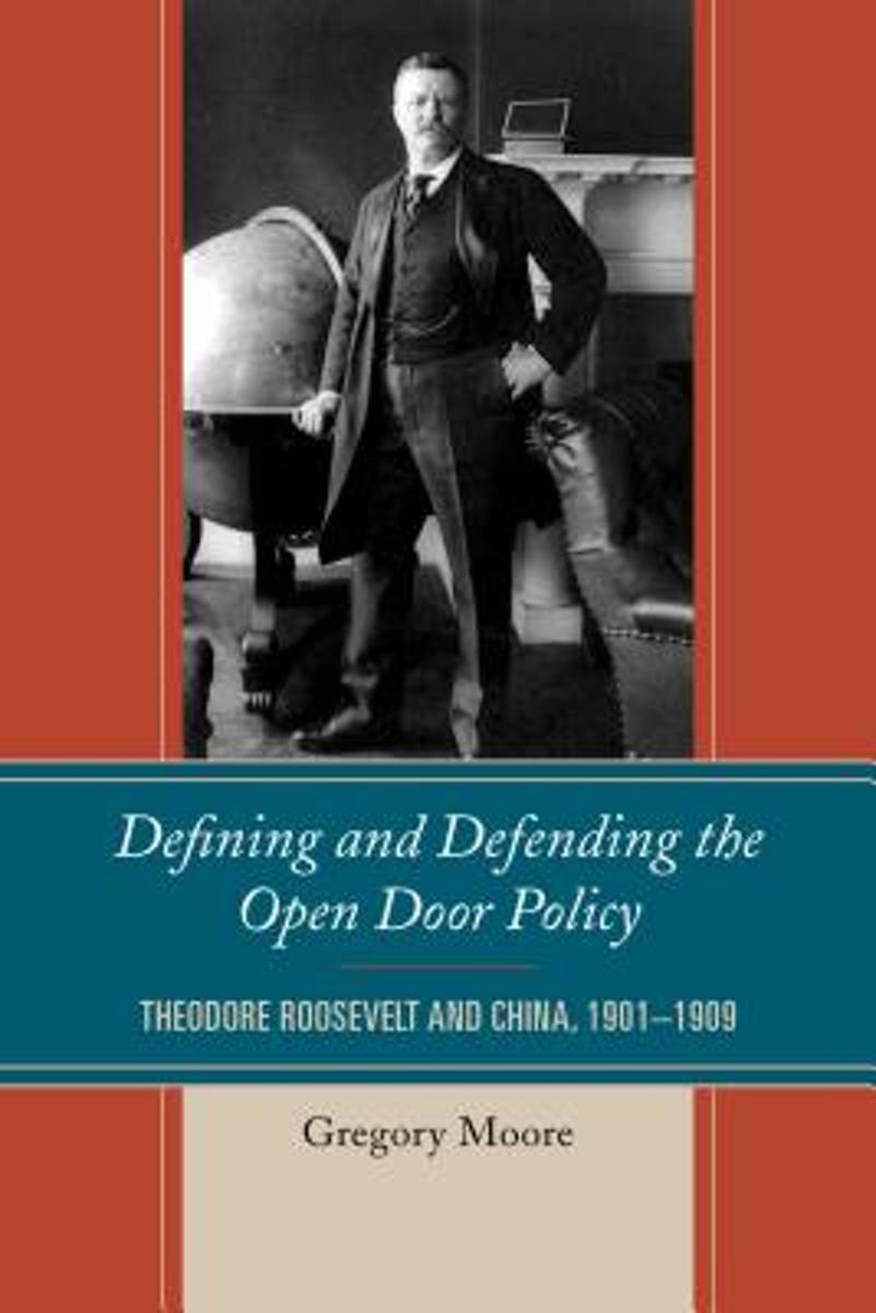 Bol Defining And Defending The Open Door Policy Ebook