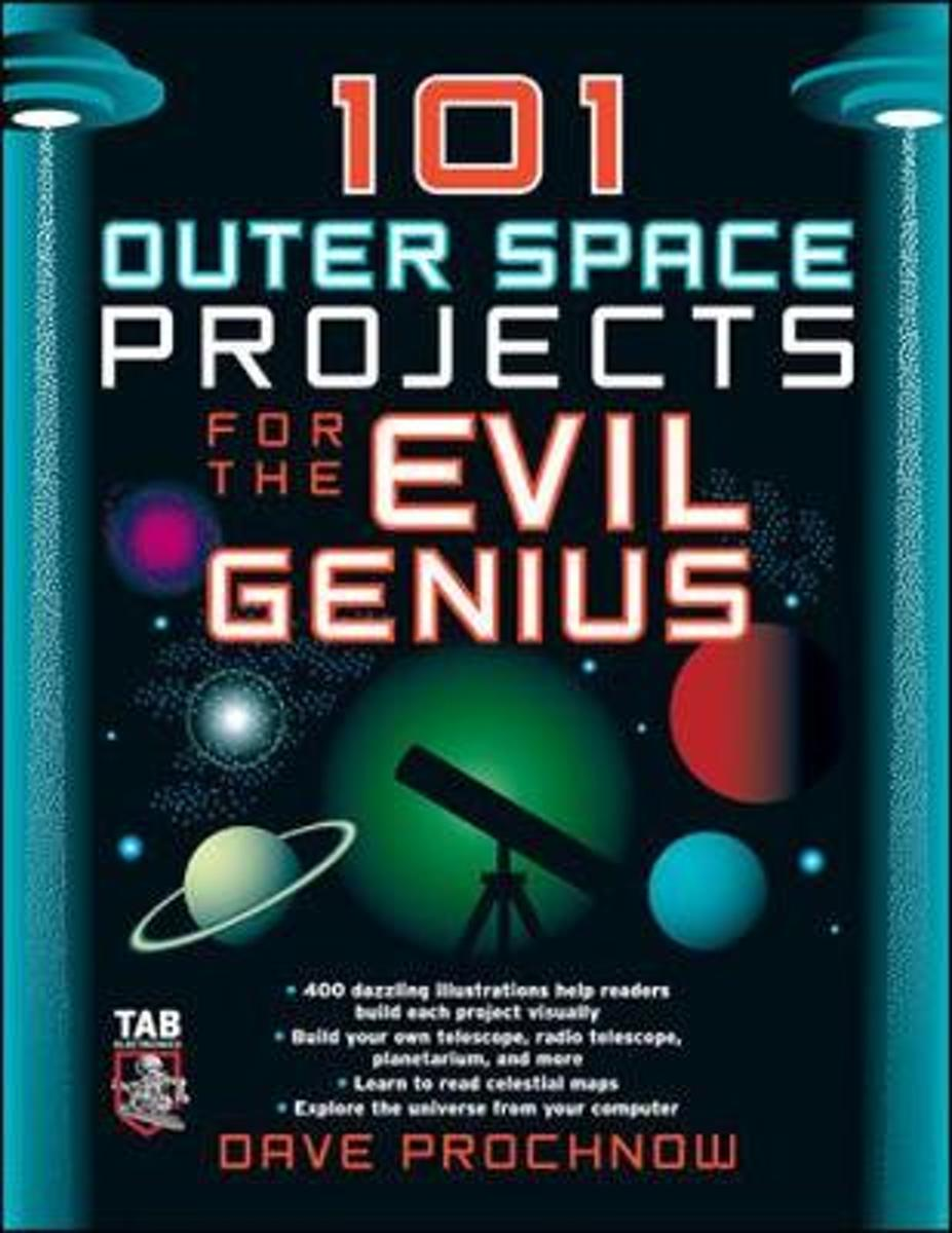 bol.com | 101 Outer Space Projects for the Evil Genius, Dave Prochnow |  9780071485487 | Boeken