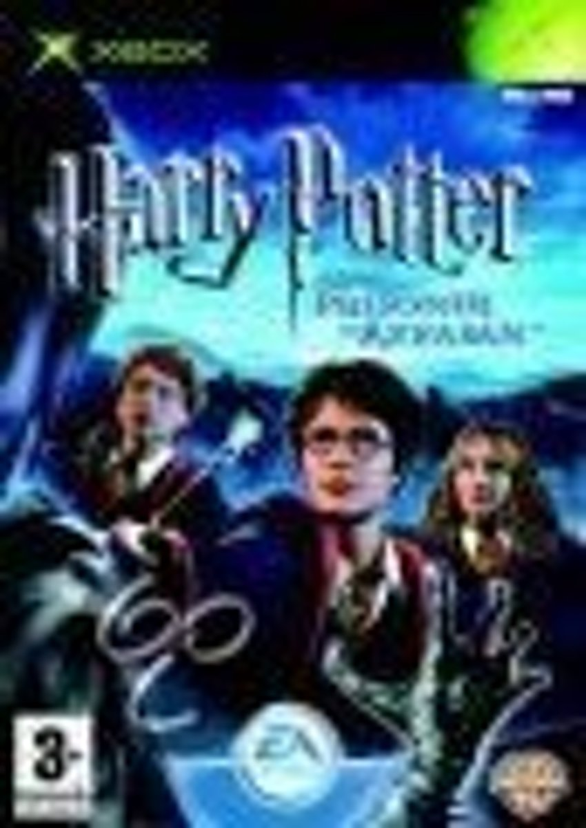 Harry Potter & The Prisoner of Azkaban /XBOX kopen