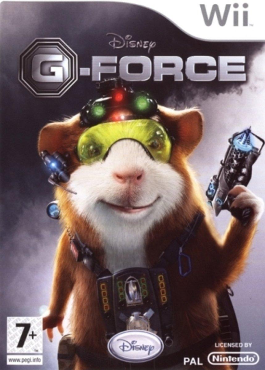 Disney: G-Force kopen
