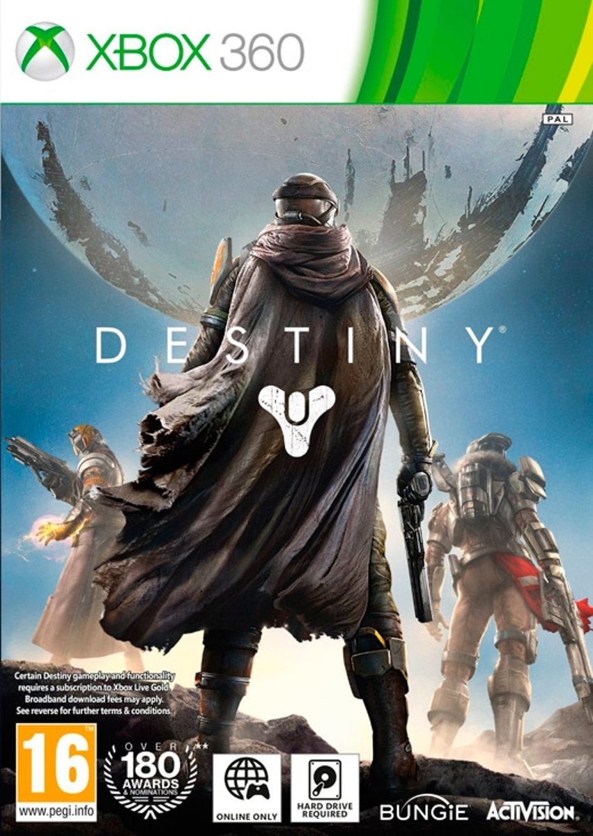 Destiny - Vanguard Edition /X360 kopen