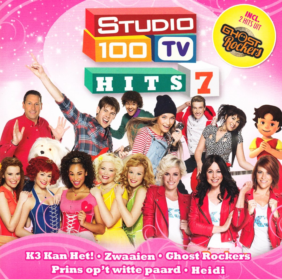 Studio 100 TV Hits Volume 7 kopen