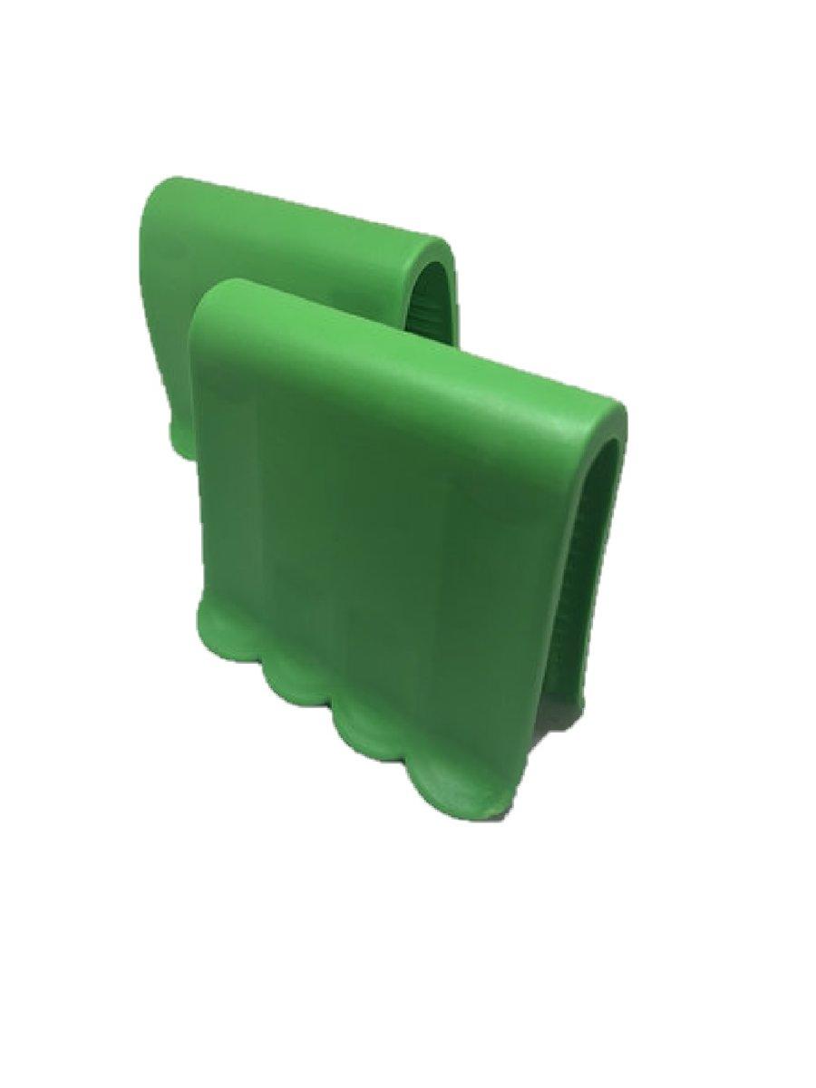 Pannenlappen  siliconen - Groen - set van 2 kopen