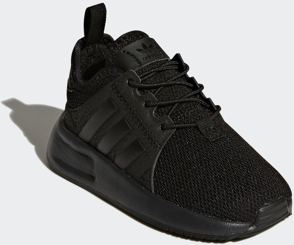 a226b67f0bc bol.com   Adidas Meisjes Sneakers X_plr El I - Zwart - Maat 25