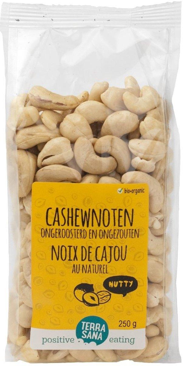 Terrasana Cashewnoten - 250 gram kopen