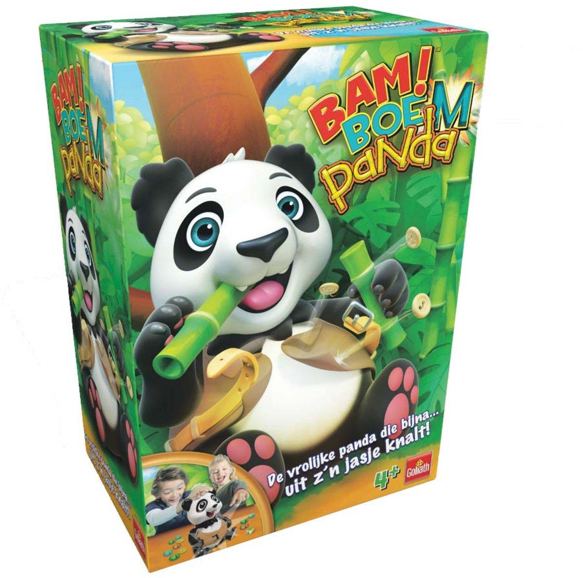 Bamboem Panda - Kinderspel