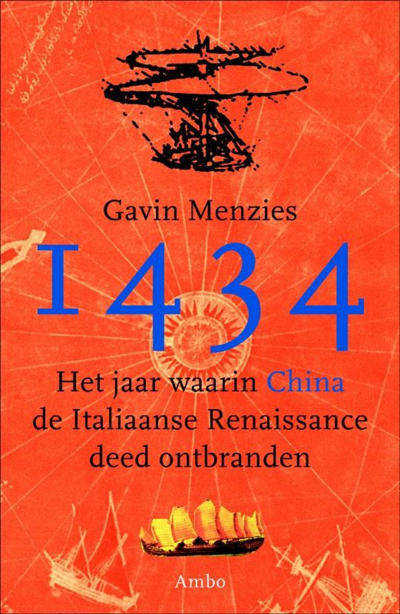 Gavin Menzies - 1434