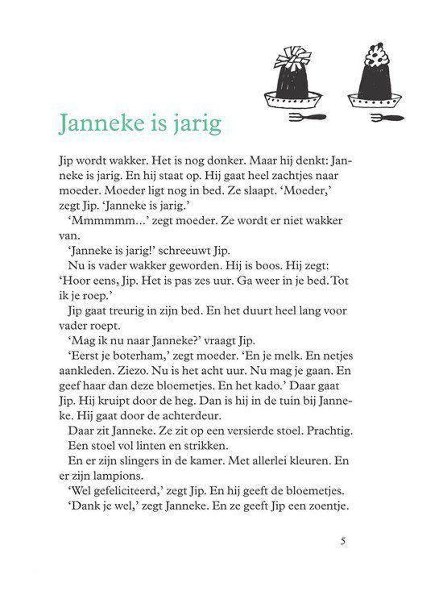 Bolcom Jip En Janneke Er Is Er Een Jarig Annie Mg