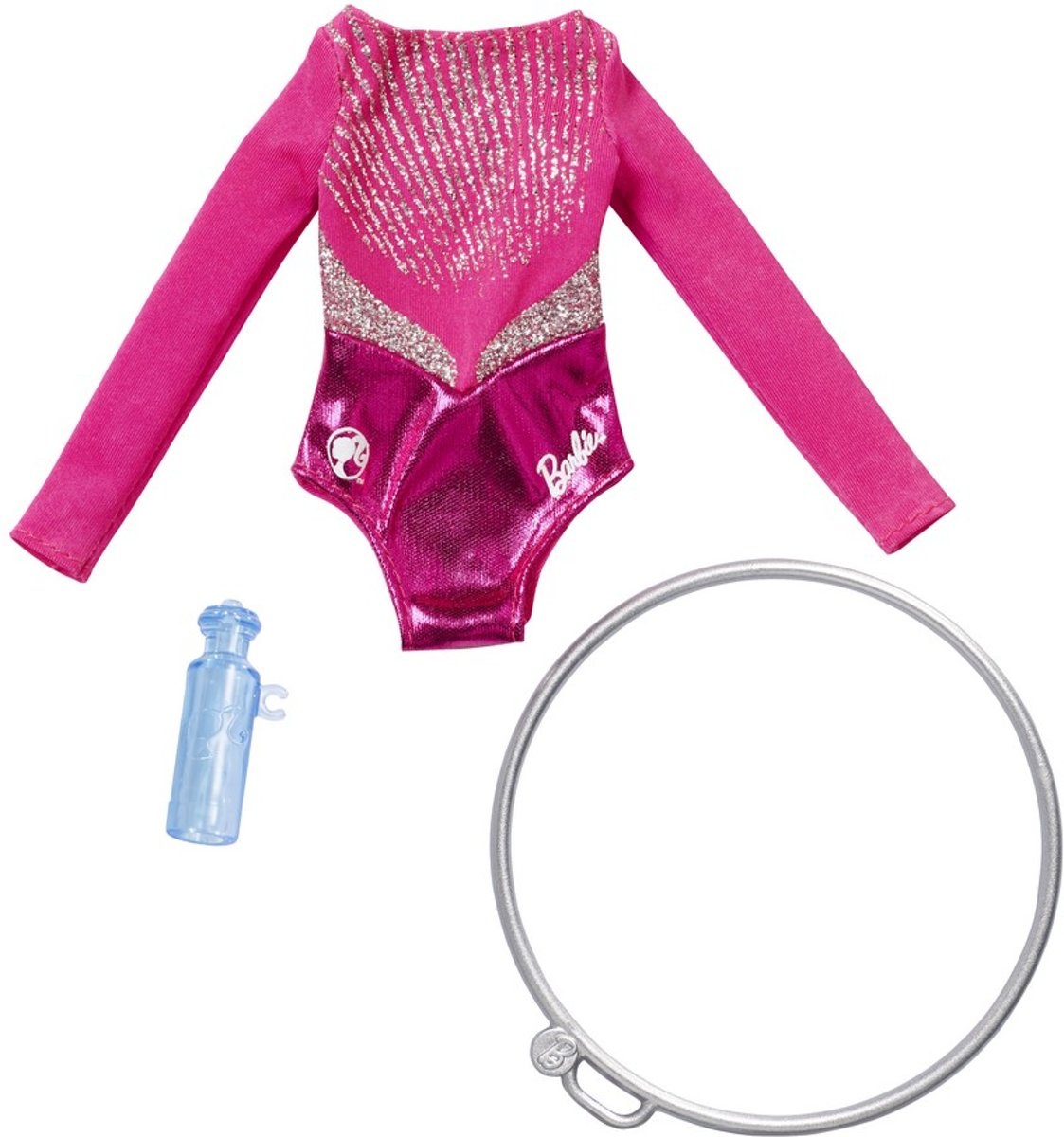 Barbie Careers Gymnastiek en Accesoire Set FXH99