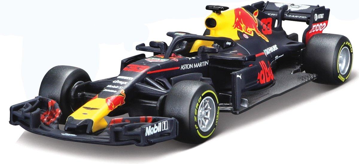 Bburago Schaalmodel Max Verstappen Red Bull Rb14 Formule 1-auto 1:43