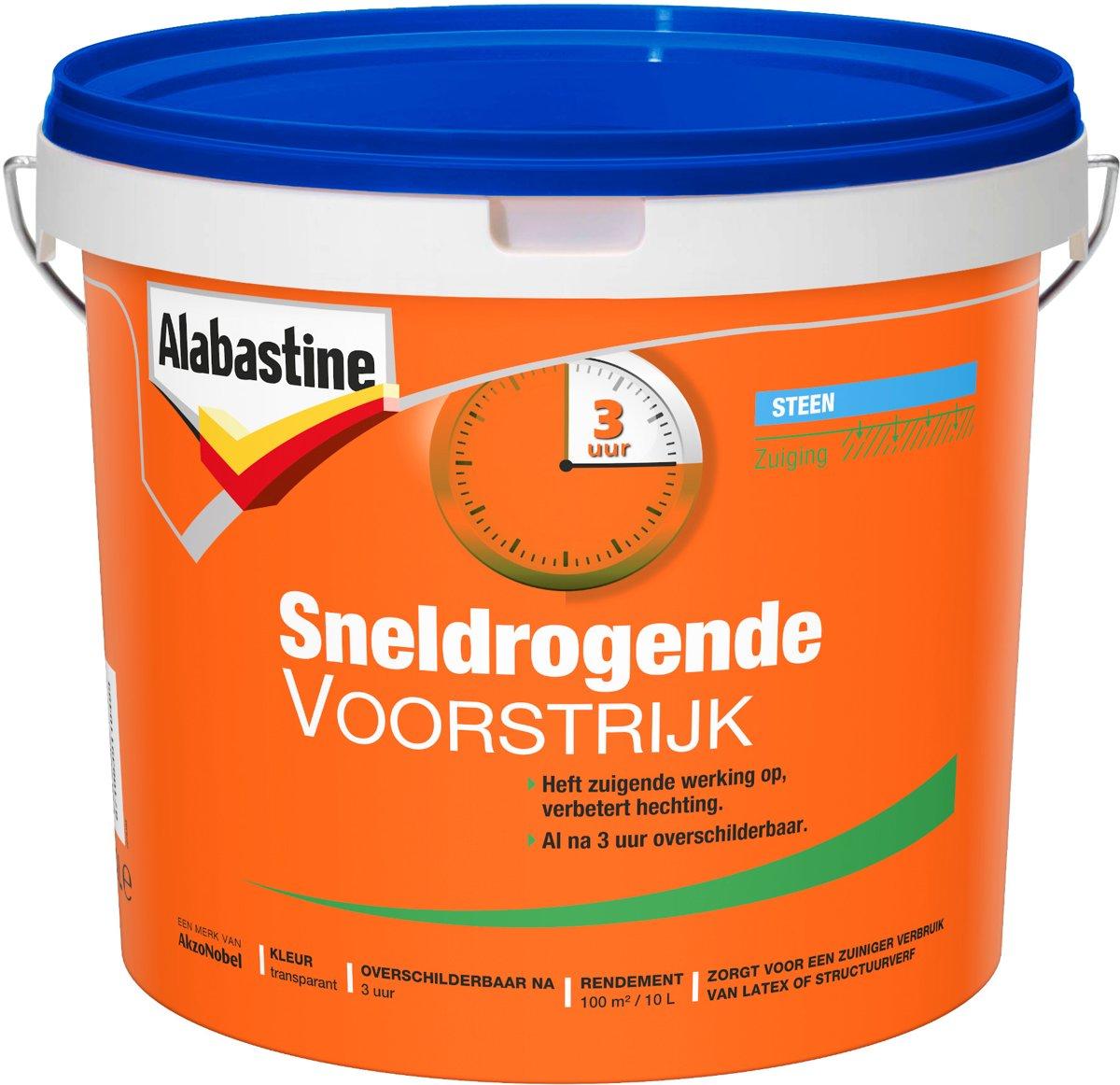 Alabastine Voorstrijk Sneldrogend 2,5 L kopen