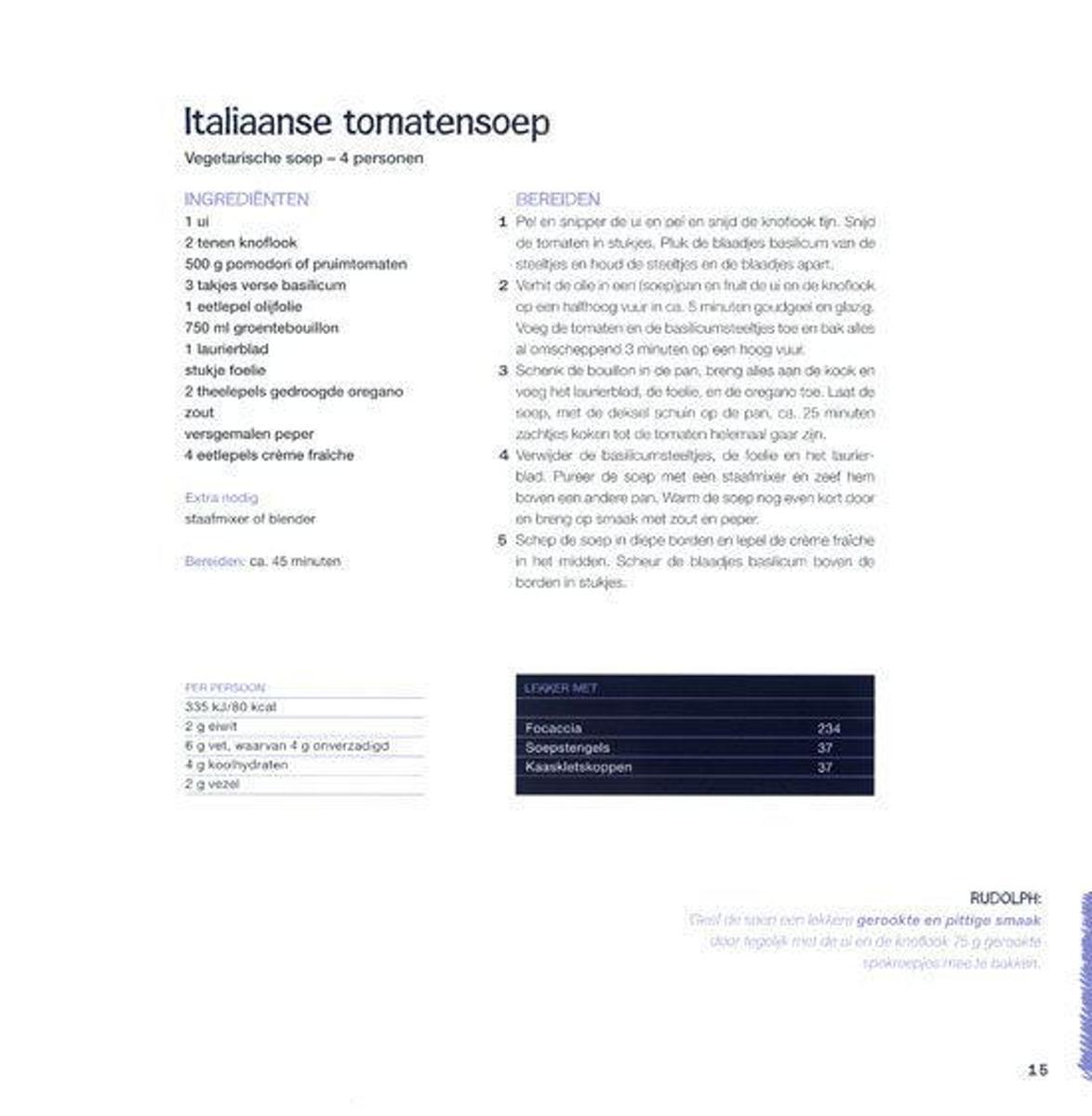 Fonkelnieuw bol.com | Rudolph kookt, Rudolph van Veen | 9789045206929 | Boeken SI-35