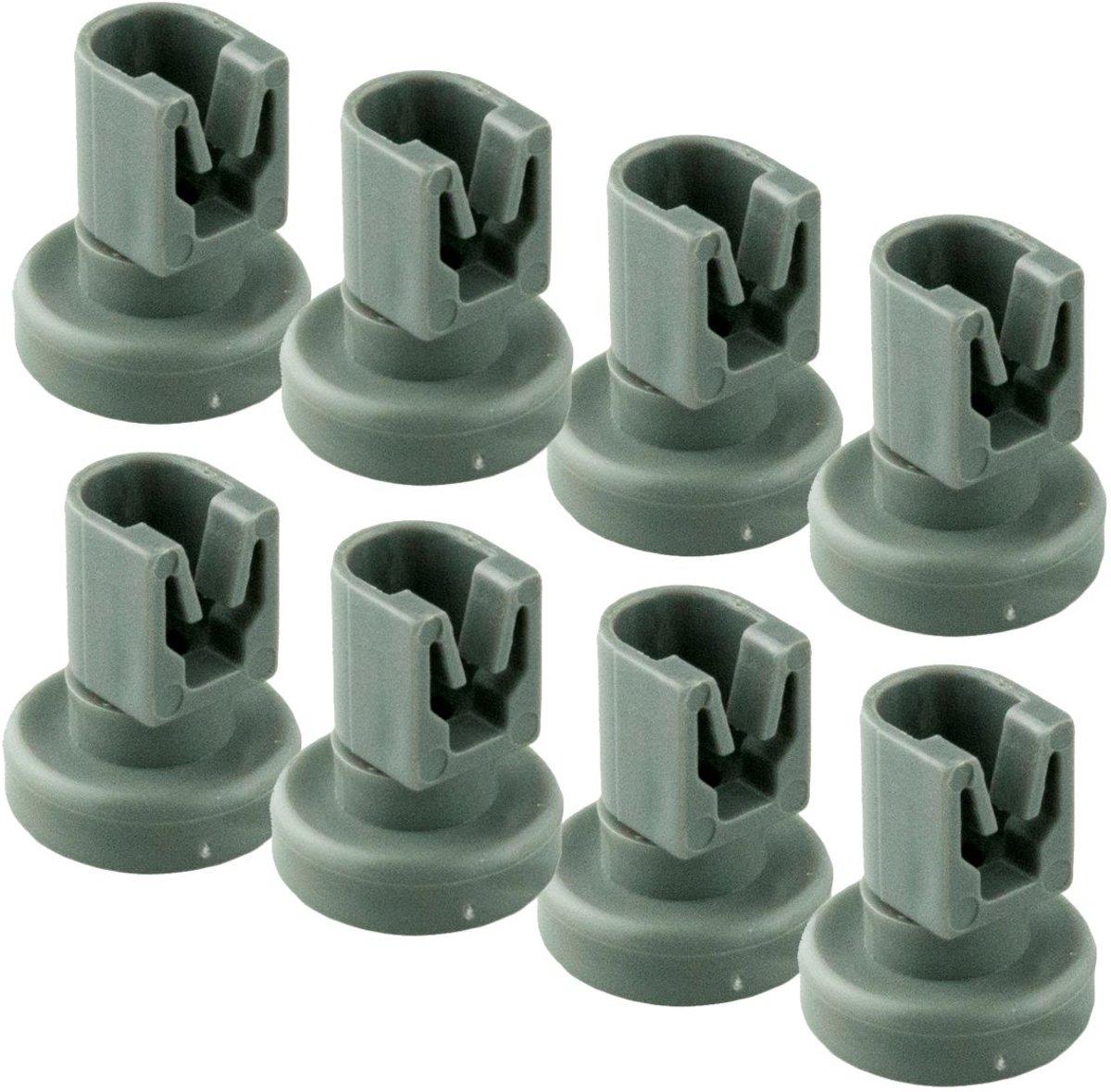 AEG - Electrolux Wiel Set van bovenkorf 8 stuks 24mm 50286967000 -50278101006 kopen
