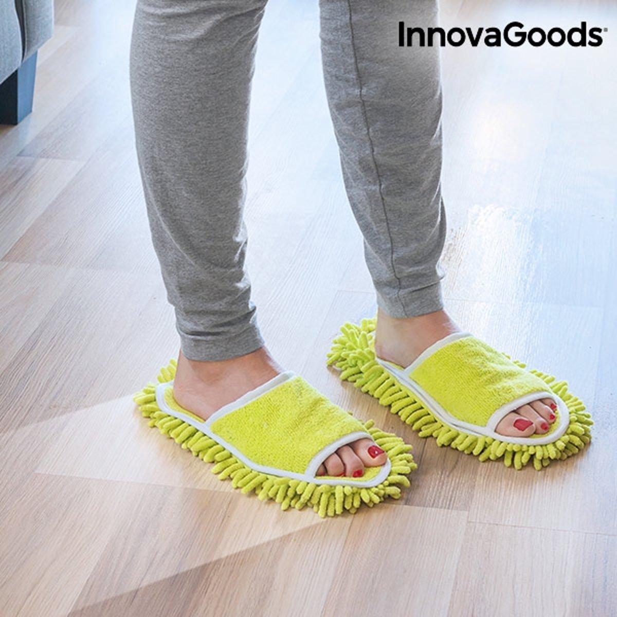 InnovaGoods Slippers met Mop kopen