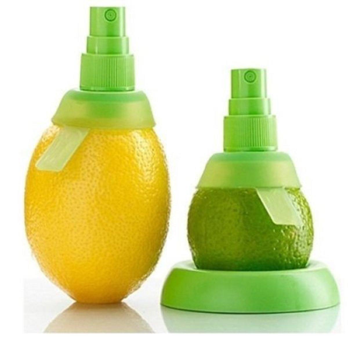 Bekend van TV – BPA-vrij Citrusspray Citruspers - spray citruspers - citrusfruit – keukenhulpjes – 2 stuks kopen
