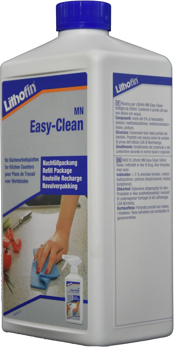 Lithofin MN Easy Clean Navulling  - 1L kopen