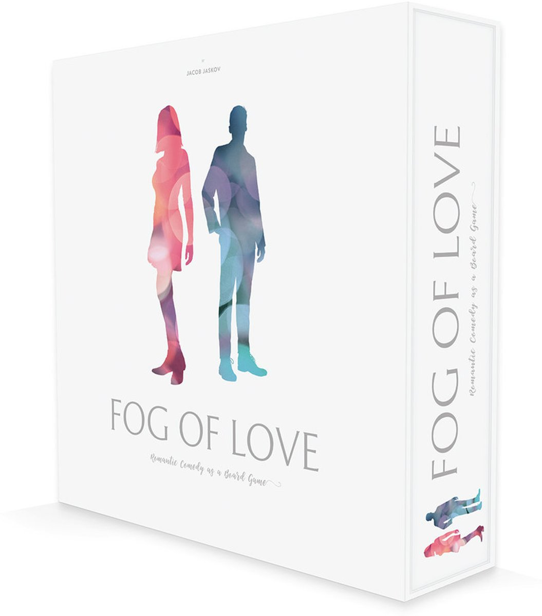 Fog of Love - Engelstalig Bordspel