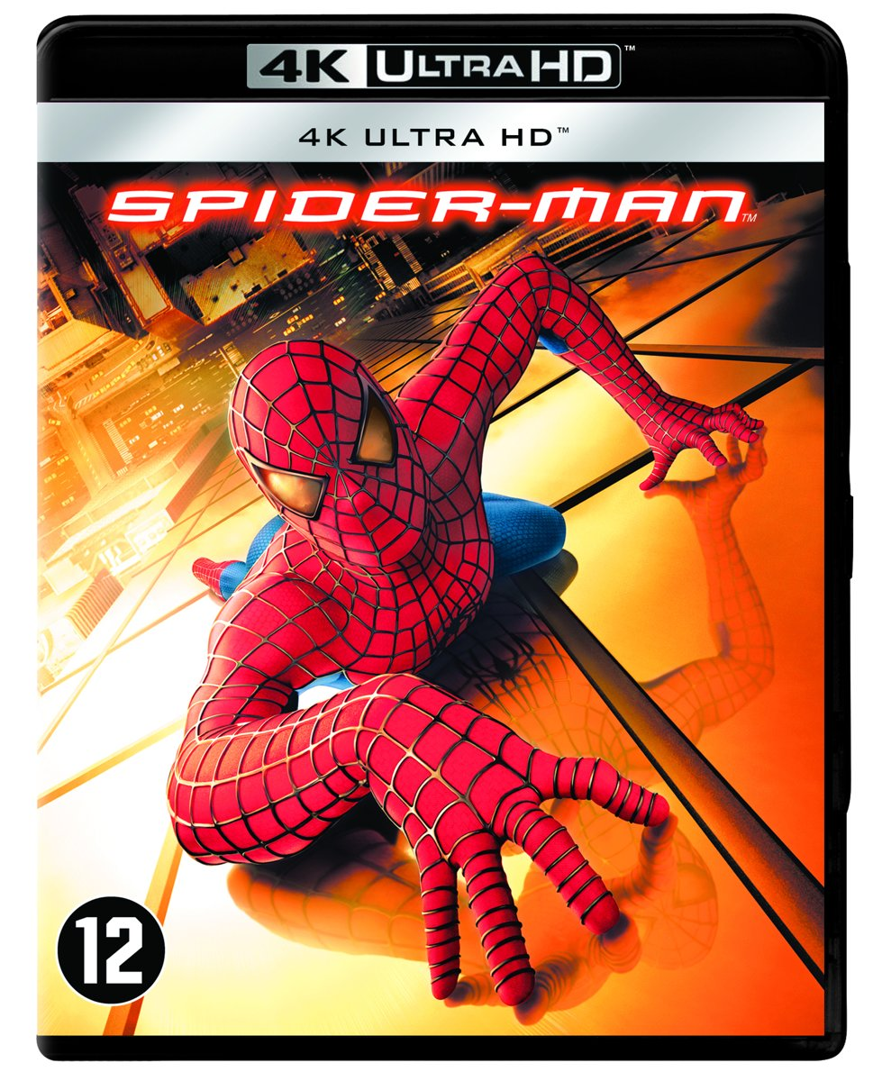 Spider-Man (4K Ultra HD Blu-ray)-
