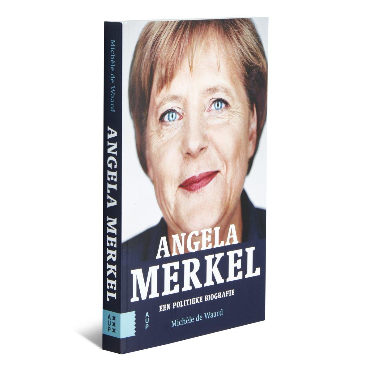 Bol Angela Merkel Mich¨le De Waard