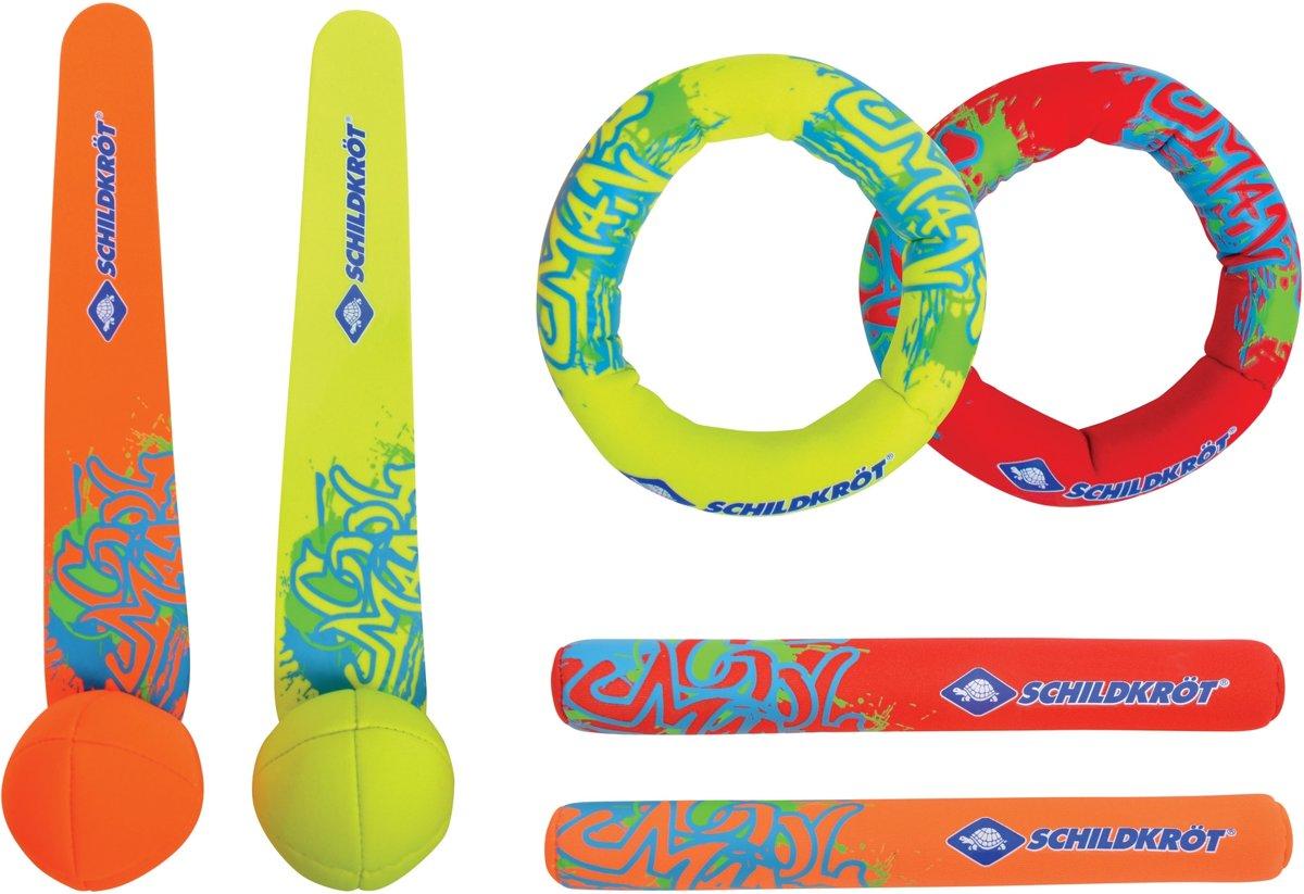 Schildkrö,t Funsports 970233 Speelset vaardigheids-/actief spel & speelgoed