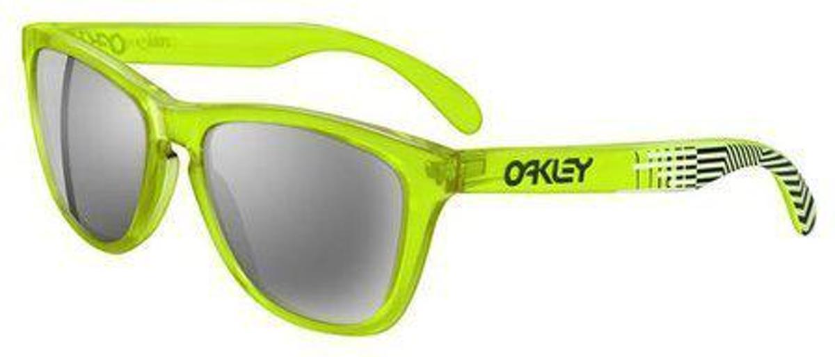 Oakley Frogskins Deuce Coupe - Zonnebril - Sulphur/ Black Iridium kopen