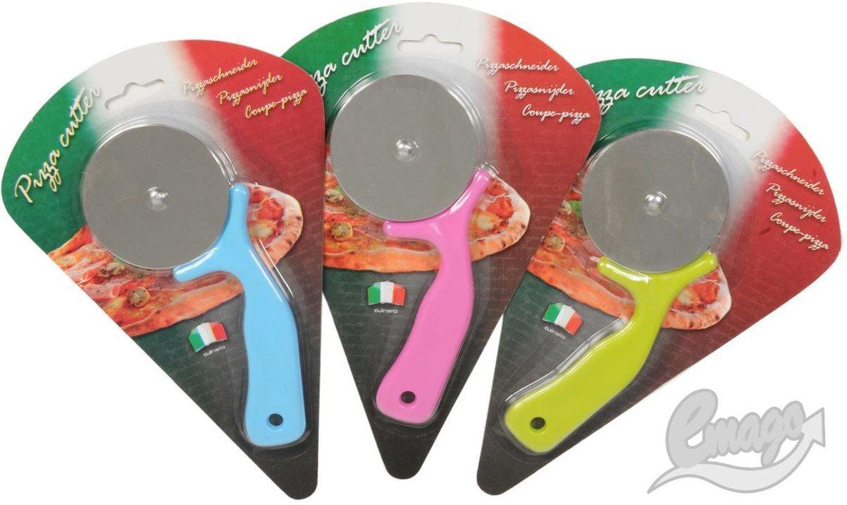 Pizzasnijder - pizzames - deegsnijder kopen