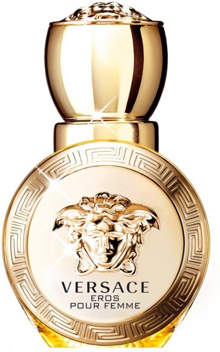 Versace Eros Pour Femme 100 ml - Eau de Parfum - Damesparfum