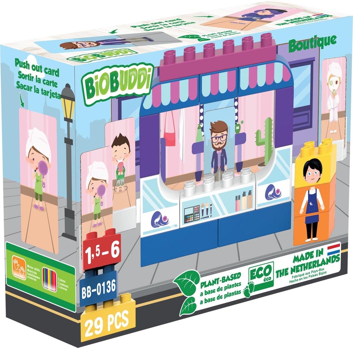 BiOBUDDi City Life Boutique - 29 delig