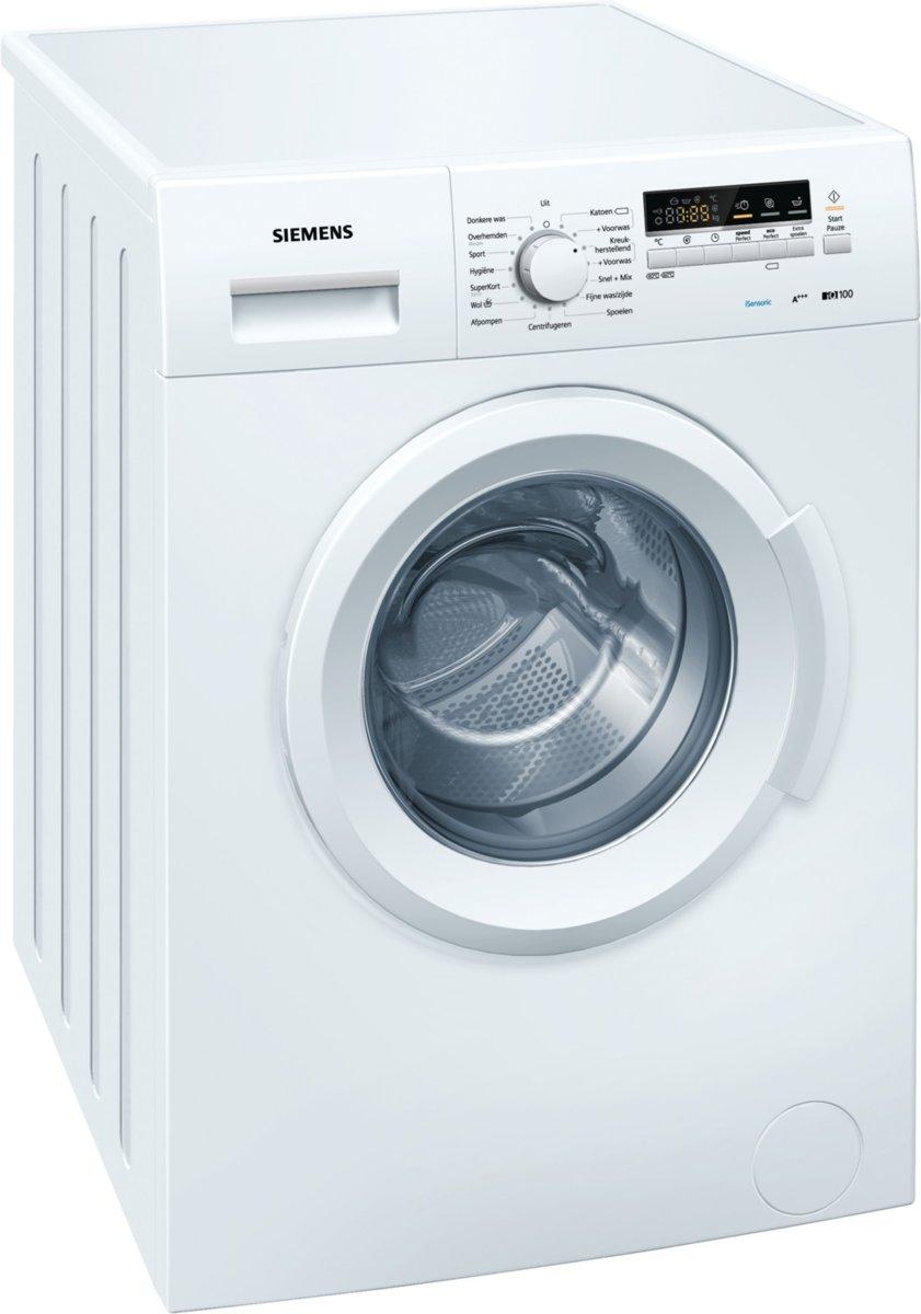 Vaak bol.com   Siemens WM14B262NL - iQ100 - iSensoric - Wasmachine WS11