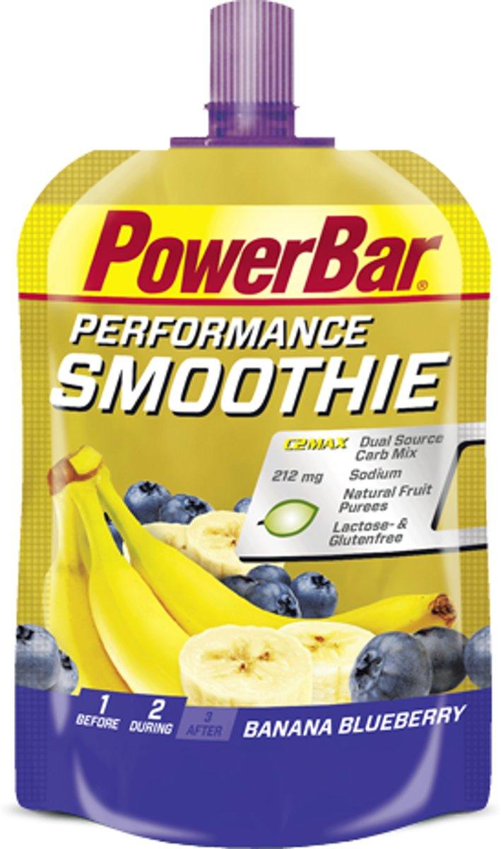 Powerbar Performance Smoothie Banana Blueberry 90 gr kopen
