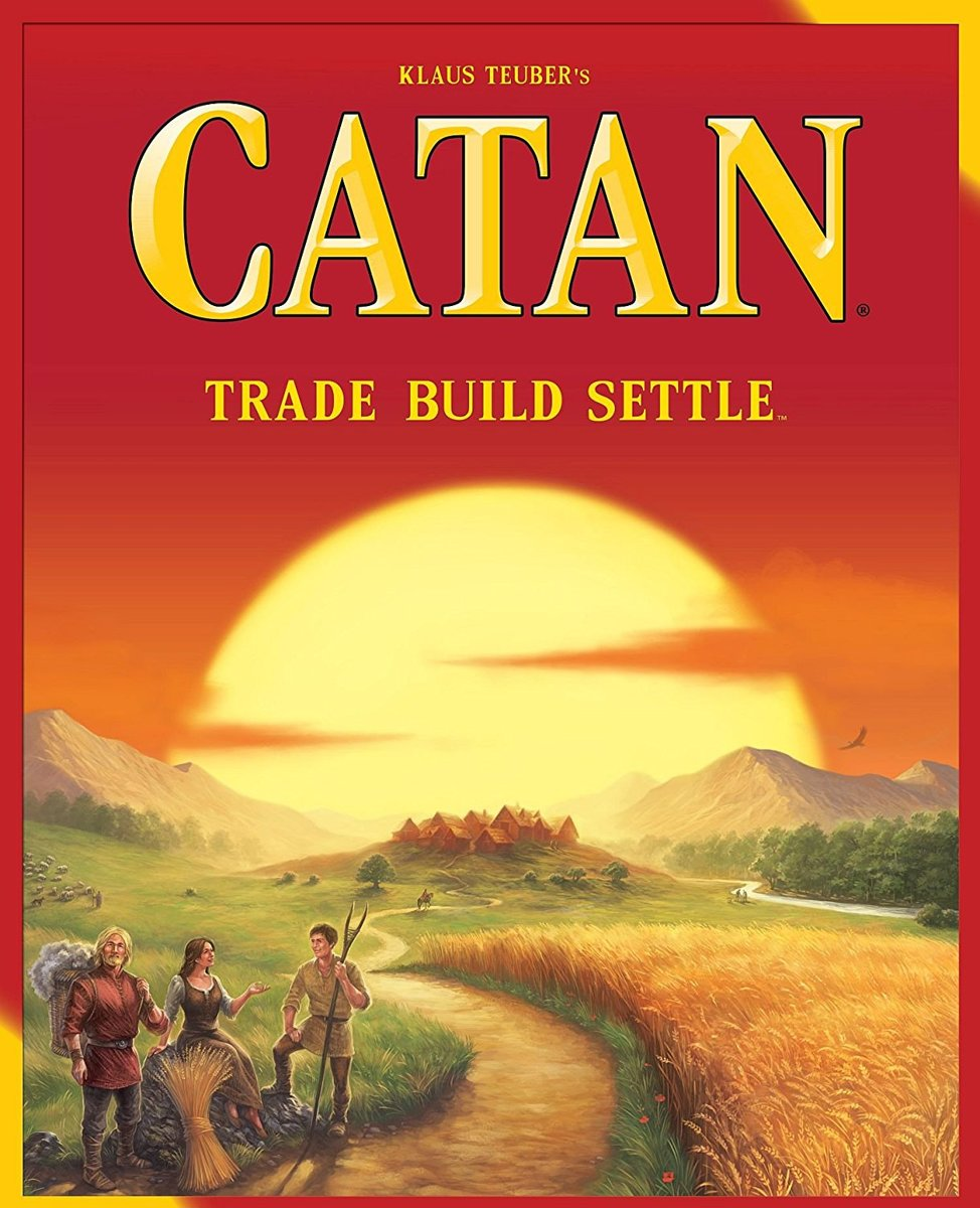 Catan - English Version