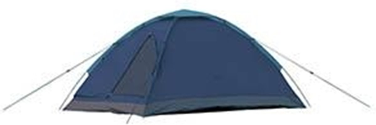 Dome Tent 2 persoons 185cm x 120cm - blauw kopen