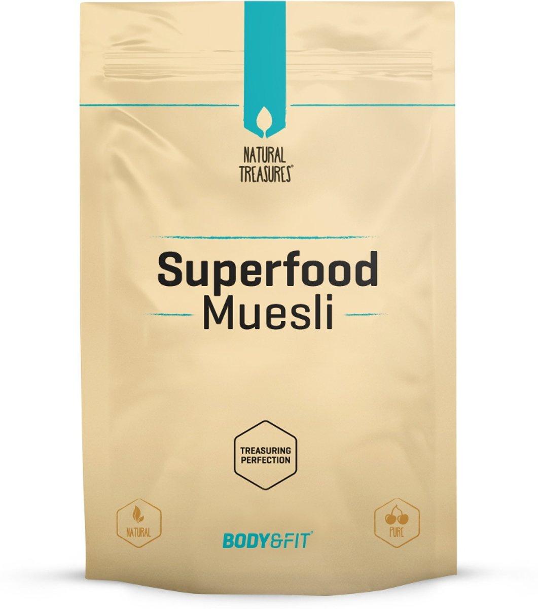 Body & Fit Superfoods Superfood Muesli - 1000 gram kopen