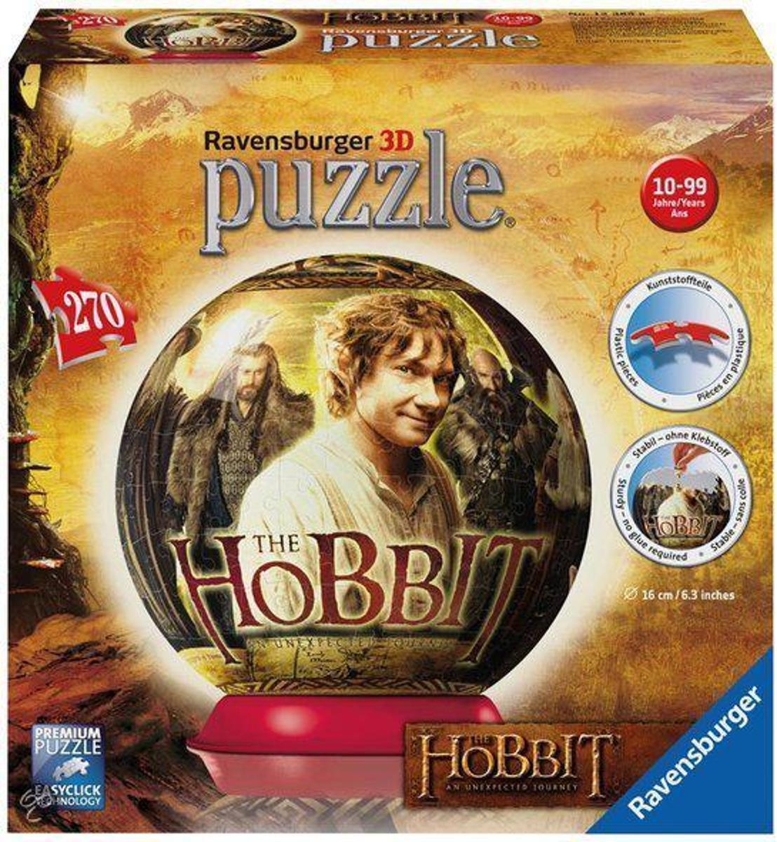 De kleine Hobbit