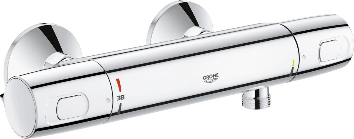 GROHE Precision Trend New Thermostatische Douchekraan - 12 cm hartafstand kopen