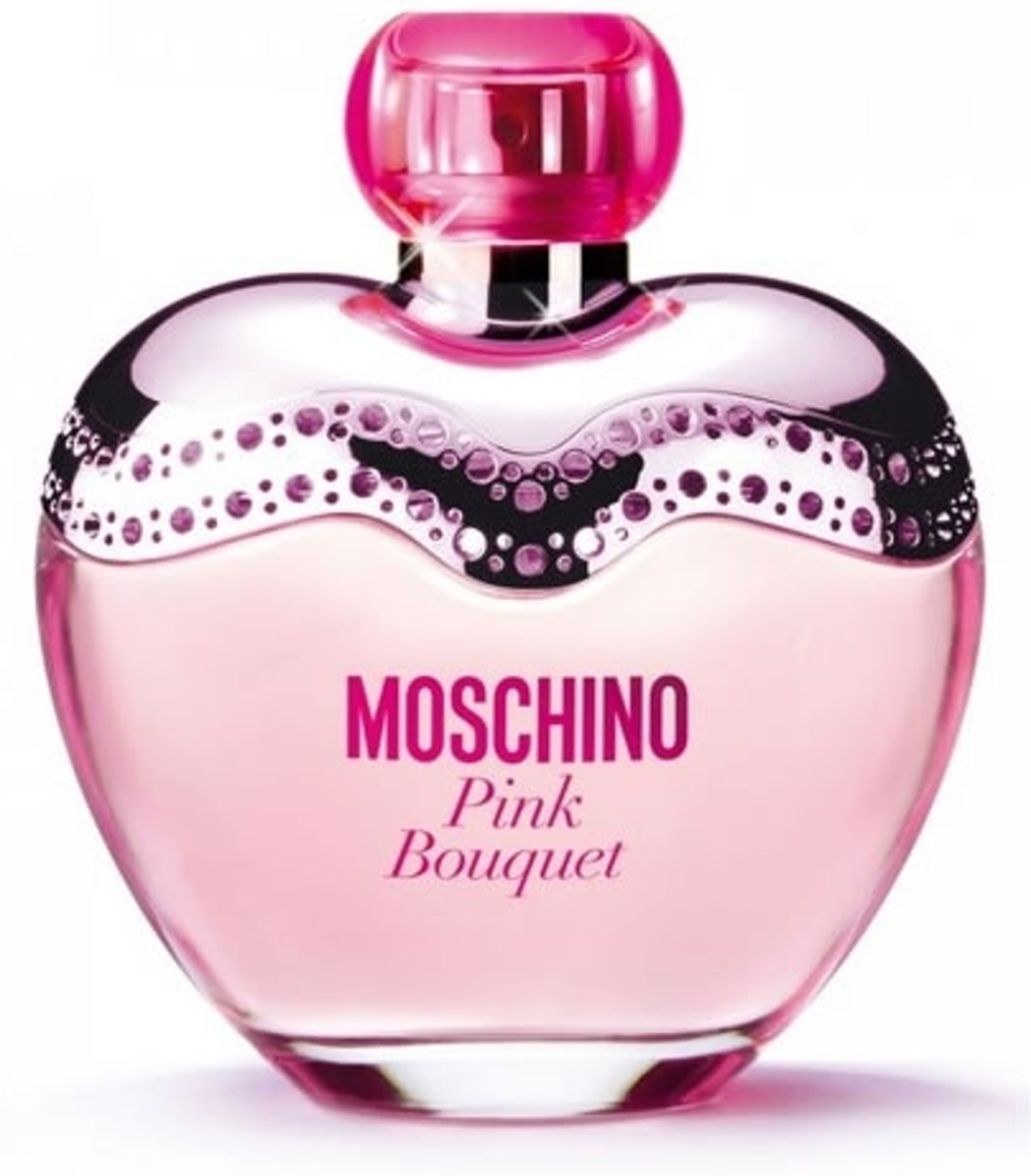 MULTI BUNDEL 3 stuks Moschino Pink Bouquet Eau De Toilette Spray 30ml kopen