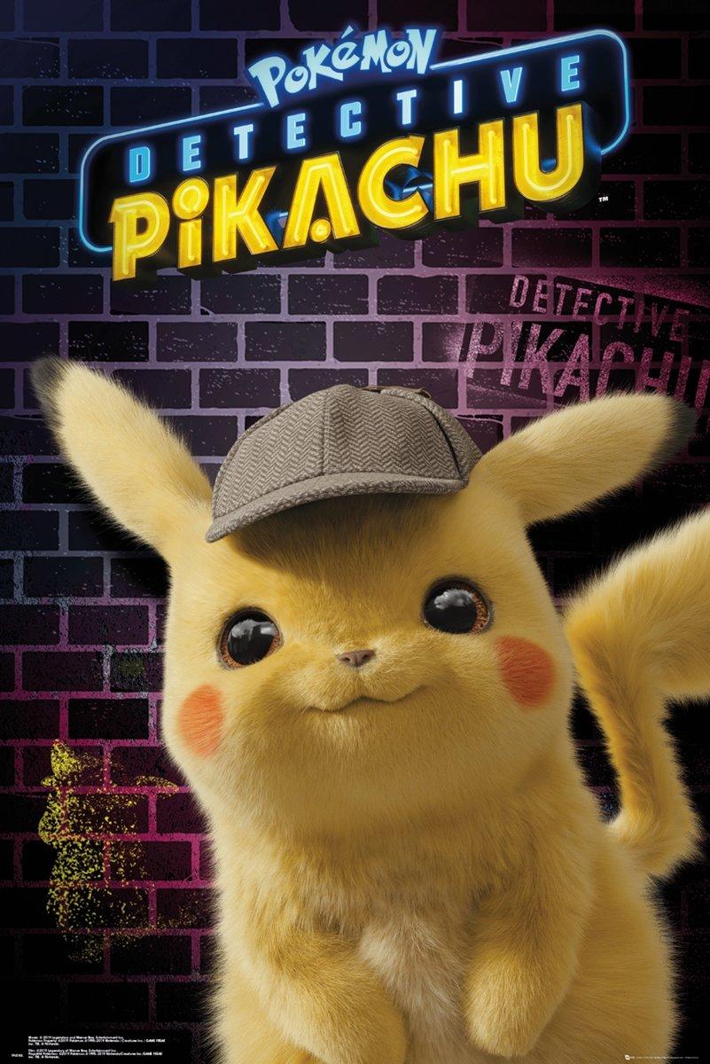 Pokémon  Detective Pikachu - Poster 61 x 91.5 cm kopen